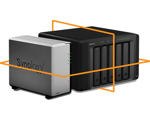 Synology NASes
